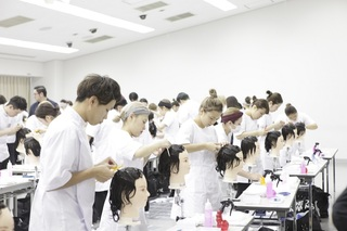 国際文化理容美容専門学校