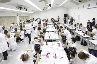 国際文化理容美容専門学校渋谷校