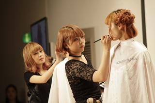 国際文化理容美容専門学校 春の体験入学会