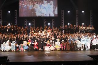 国際文化理容美容専門学校渋谷校/国分寺校 卒業記念発表会 メルパルクホール