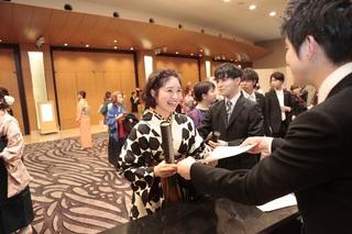 美容学校、美容専門学校 卒業式 国際文化理容美容専門学校渋谷校/国分寺校