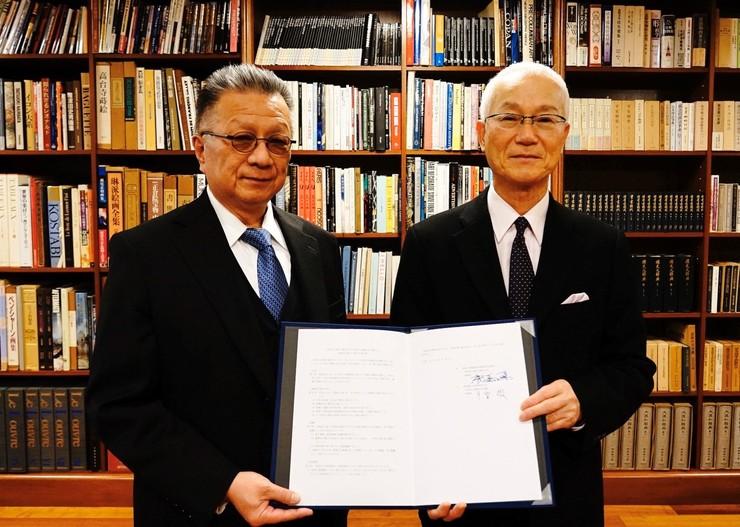 学校法人 神奈川歯科大学(横須賀市)との連携協定の締結